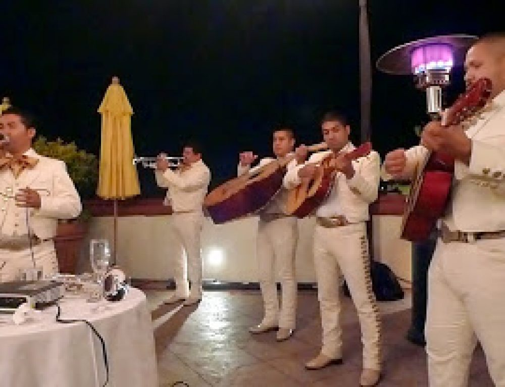 How About a Full Blown Mexican Fiesta for Your Birthday Party With a Mariachi Band?