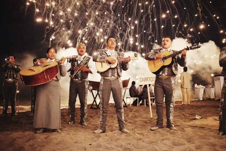 Mariachi Band for Arizona Summer Weddings - Mariachi Alegre De Tucson
