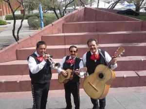 September Mariachi Wedding