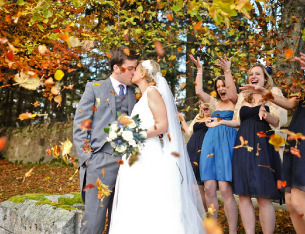 How to Plan a Fall Wedding