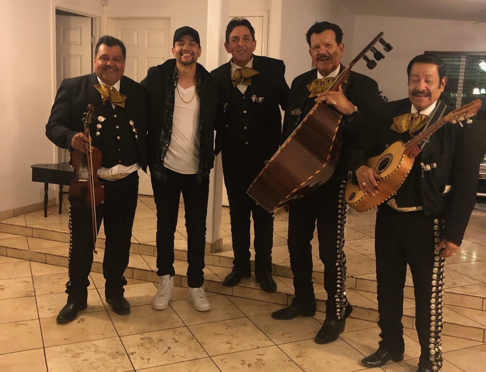 Luis Colonel: Serenading a Mexican Pop Star