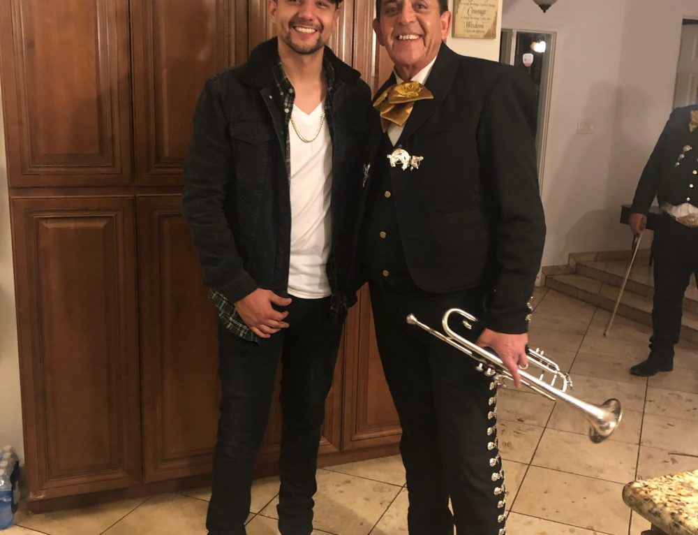 Birthday Party with a Mariachi Band: Happy Birthday to You