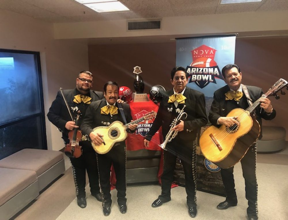 Feliz Cumpleaños from a Mariachi Band Near You